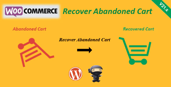 recover abandoned cart invoice