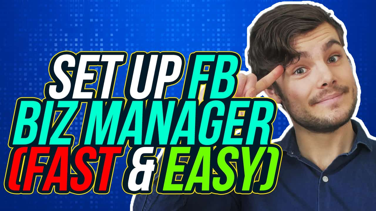 how to set up facebook business manager